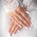 Свадебный маникюр [year] – модные идеи для невесты