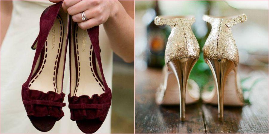 Подберите туфли для банкета