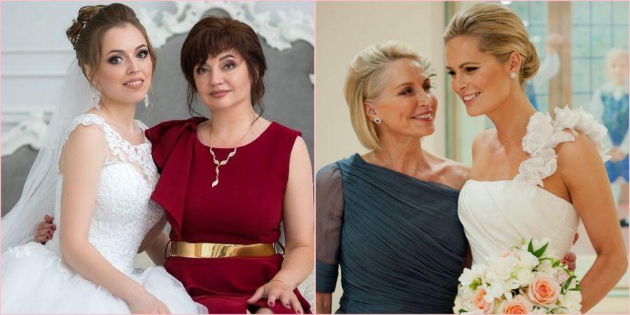 Стильные женщины на свадьбы