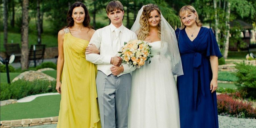 Советы для мам по подбору укладки на свадьбу