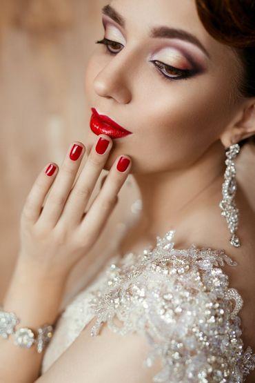 Как невесте выбрать маникюр на свадьбу