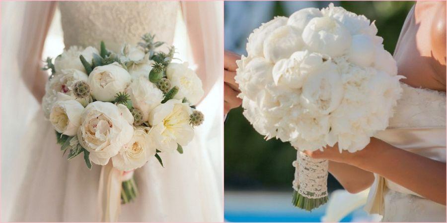 Букеты состоящие из одного вида цветков