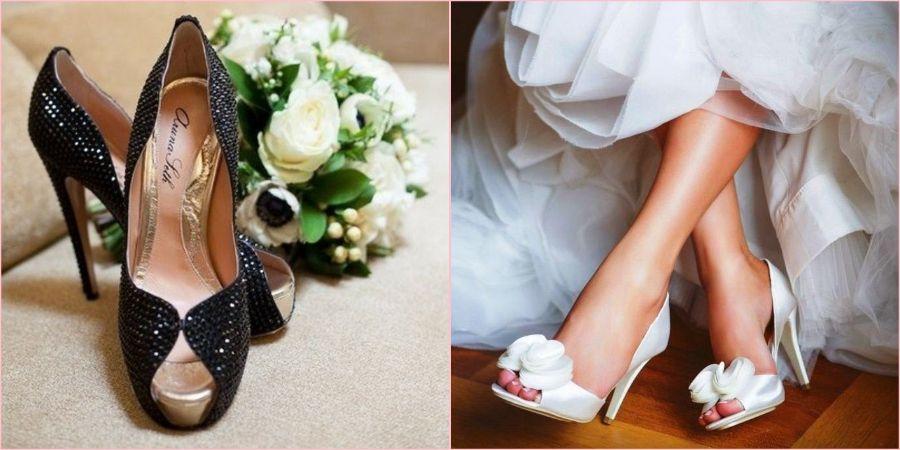 Выбирайте декорированные туфельки