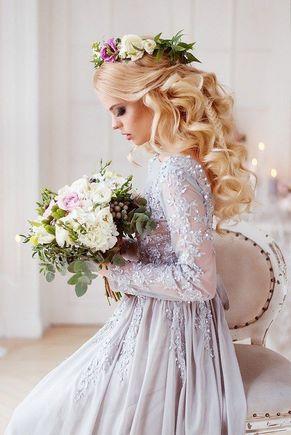 Нежный и утонченный образ невесты на весну