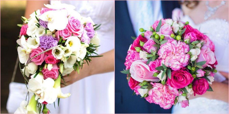 Используйте розовый и фиолетовый для такого дня