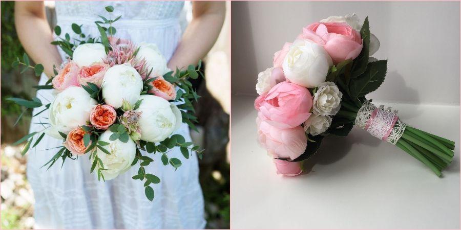 Розовые тона идеальны для свадьбы