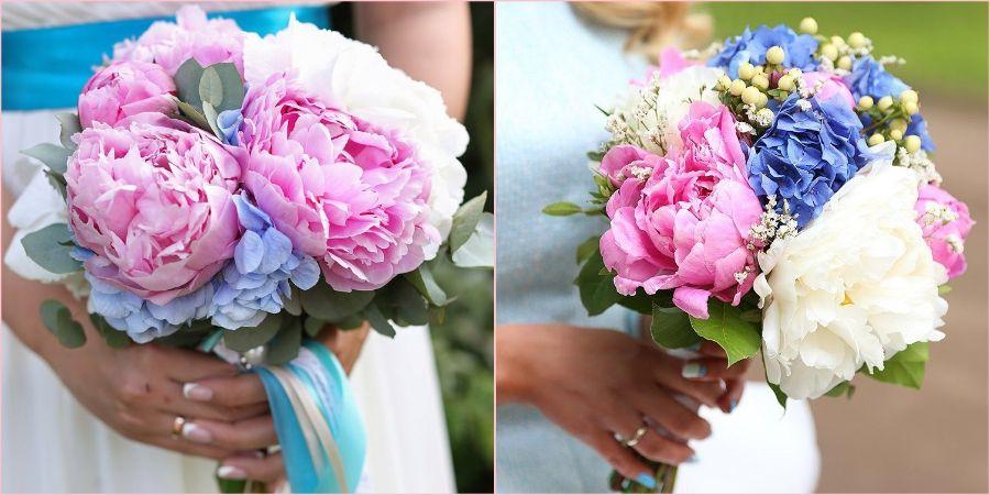 Маленькие цветочки разнообразят аксессуар