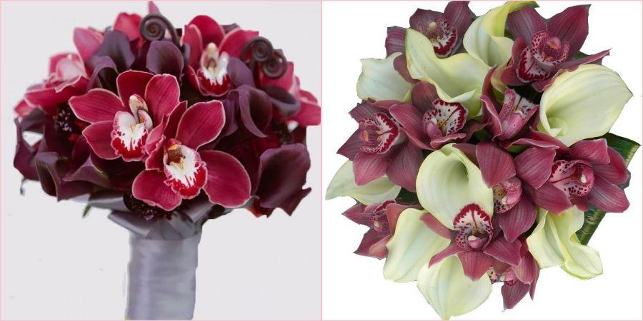 Экзотические орхидеи замечательно впишутся