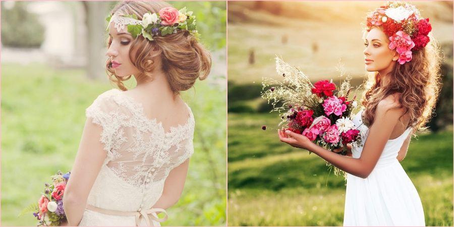 Яркие и сочные образы невест на лето
