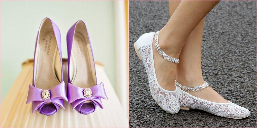 Нарядные туфли и балетки выбирайте из натуральной кожи