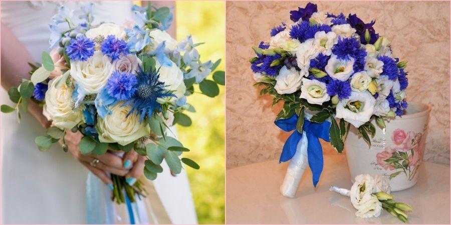 Васильки для вашего свадебного дня
