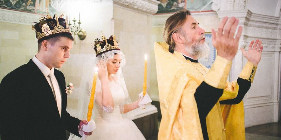 Венчальный брак очень важен для каждого человека