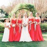 Модная цветовая гамма для свадьбы летом 2019 года