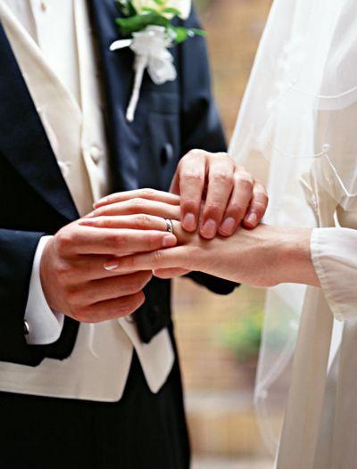 Колечки на венчание в православной церкви