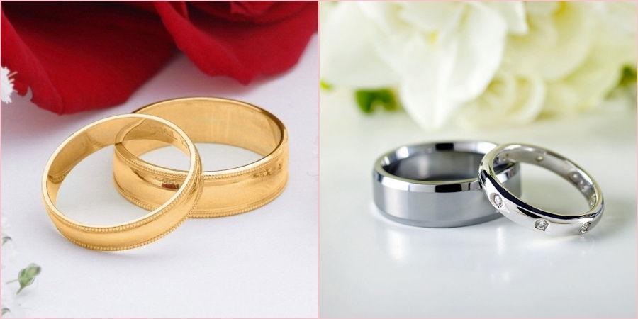 Многие выбирают красивые изделия на свадьбу