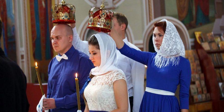 Свидетели должны быть православными христианами