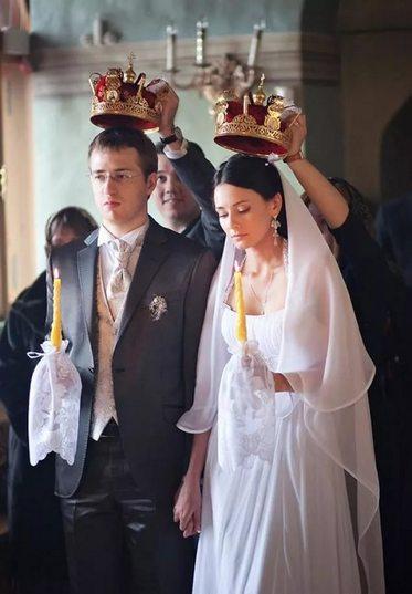 Подробная процедура Таинства венчания