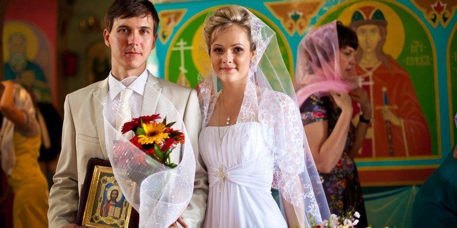 Есть много разных примет о Таинстве венчания