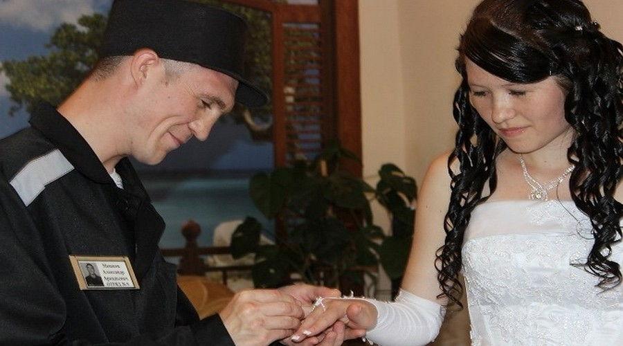 Свадьба с заключенным будет скромной