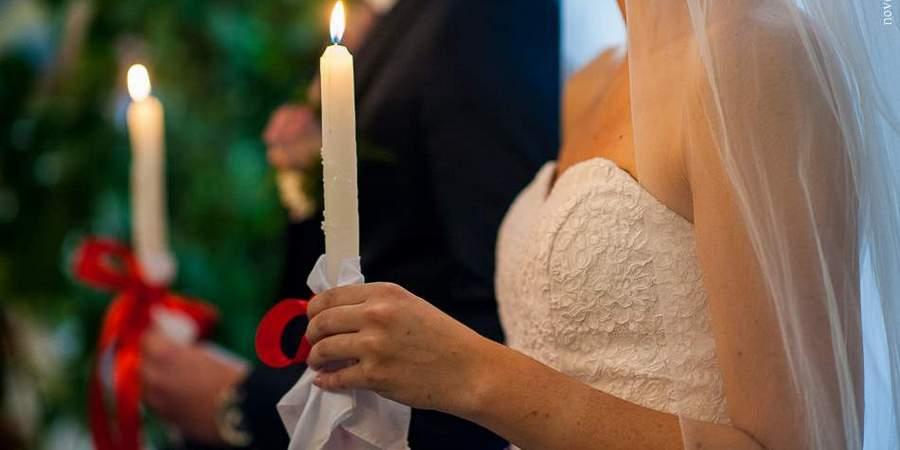 Свечи ищите в церковной лавке