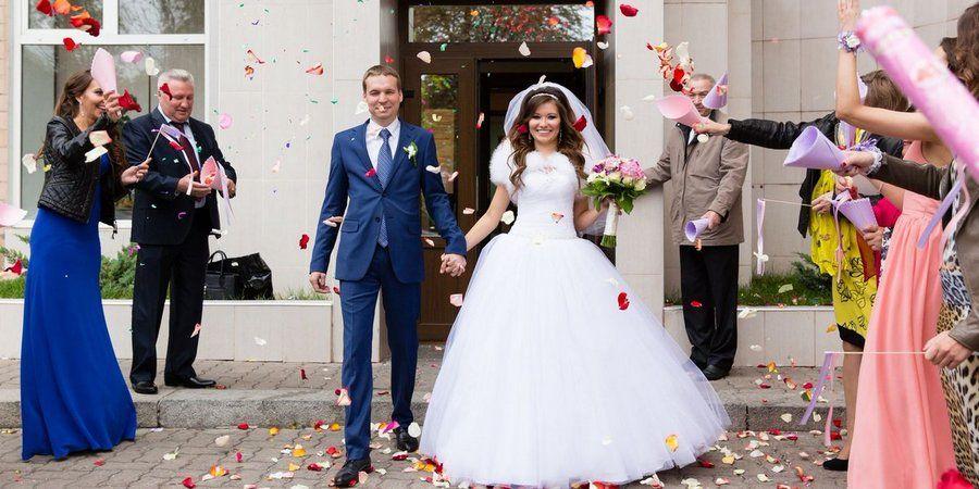 В наше время можно выбрать абсолютно любой Дворец бракосочетаний