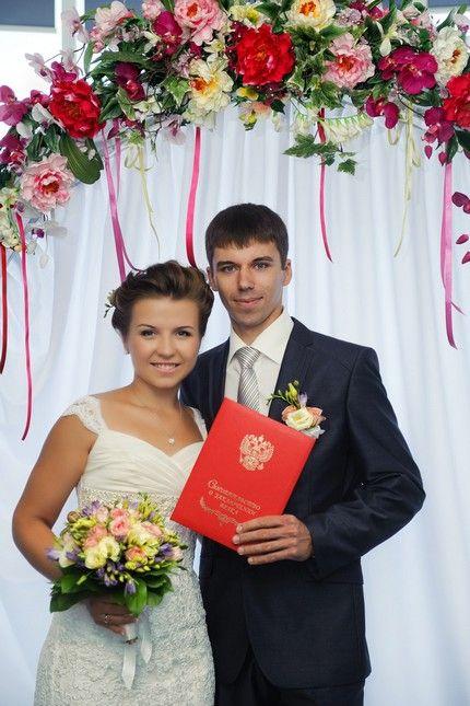 Регистрация брака в неторжественной обстановке