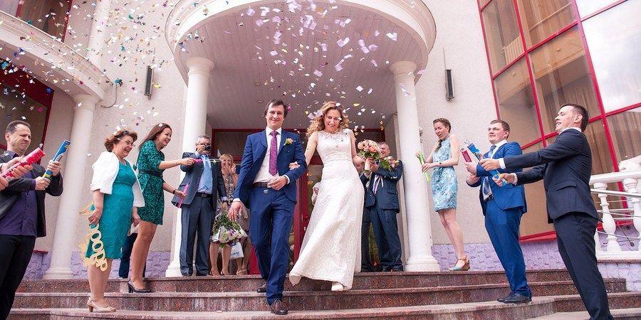 Устроить красивую свадьбу легко