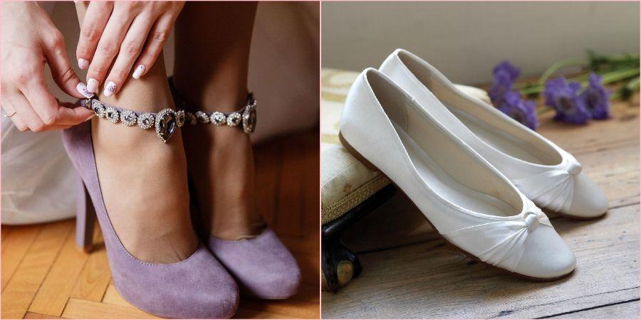 Не составит труда найти пару нарядных туфель