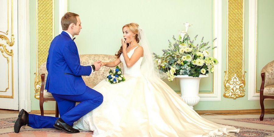 Торжественная свадьба отличается от росписи вдвоем