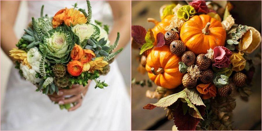 Оригинальные идеи с овощами