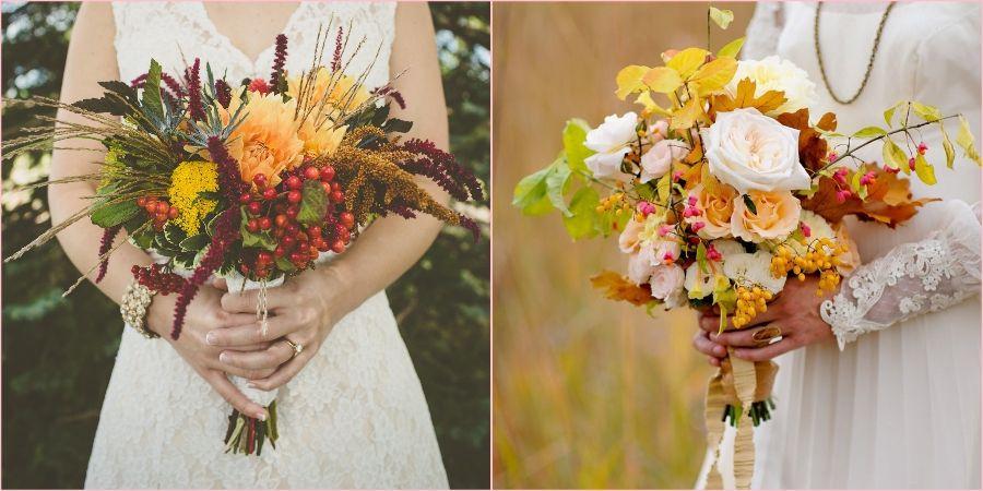 Колосками пшеницы часто дополняют цветочные композиции