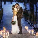 Как организовать свадьбу на природе: выбираем место проведения и стиль