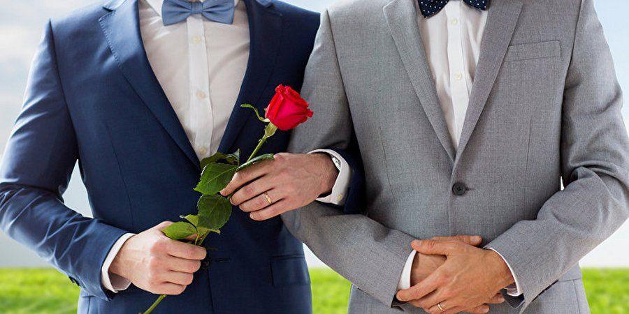 Однополые запрещены в России