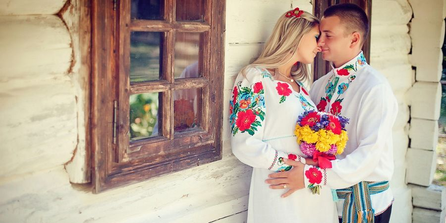 Вы можете устроить свое бракосочетание в Украине