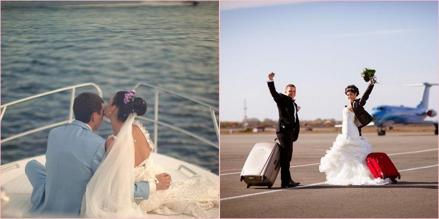 Многие заключают брак и за границей