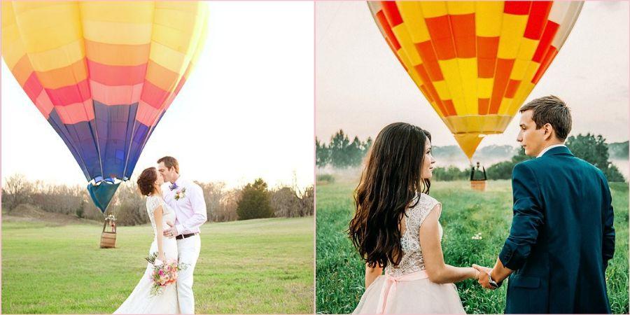 Полет на воздушном шаре останется в памяти навсегда