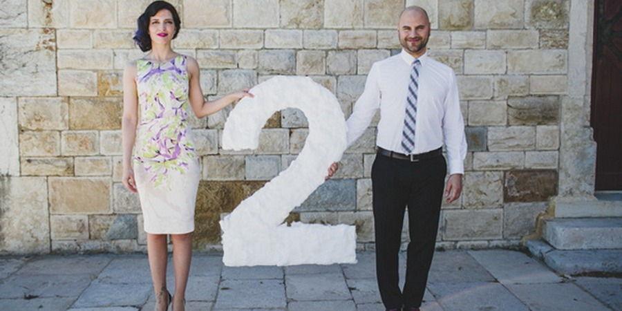Счастливую пару ждет еще немало годовщин впереди