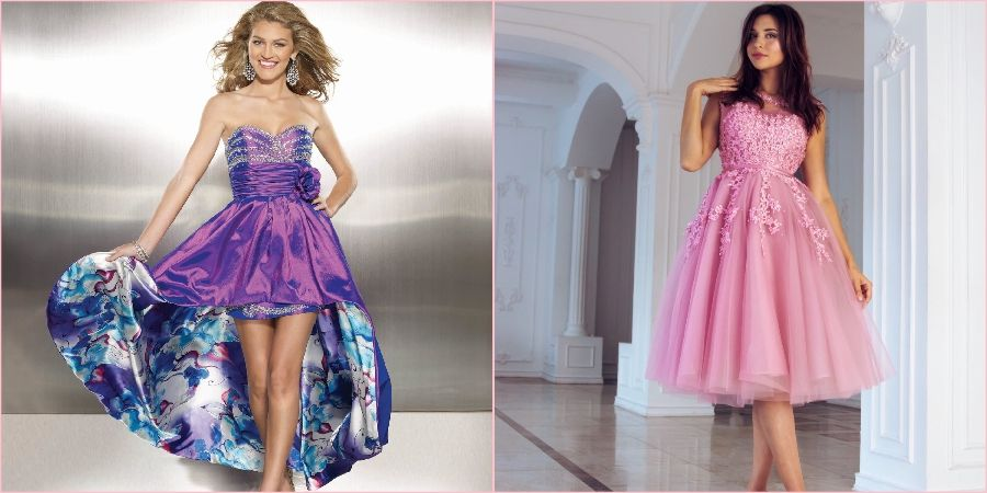 Для элегантного образа наденьте платье