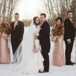 Зимние наряды на свадьбу для гостей: советы и идеи по созданию красивого образа