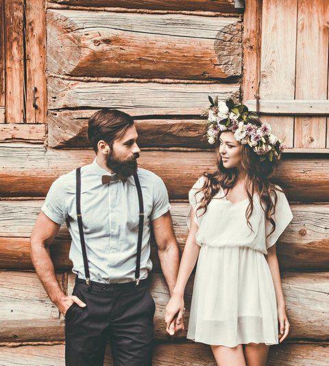 Пятую свадебную годовщину прозвали деревянной