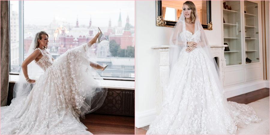 Утро счастливой невесты прошло в отеле Ритц-Карлтон
