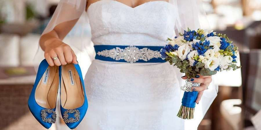По традиции невеста должна быть в новом
