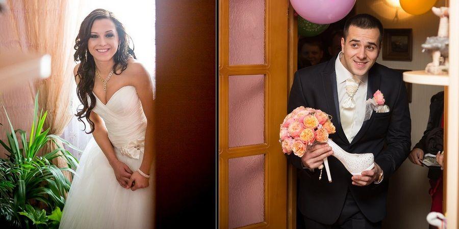 Раньше был обычай выкупать невесту