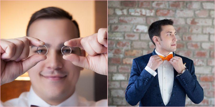С кольцами получаются интересные фотокарточки