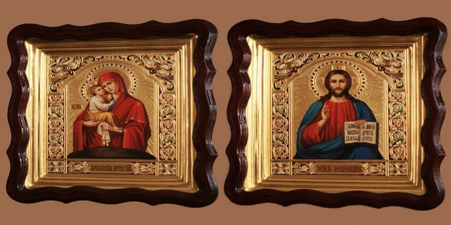 Стоимость таких религиозных изделий зависит от материала