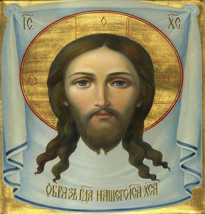 Православный образ Спаса Нерукотворного выбирают мужчины