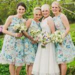 Что надеть гостям на весеннюю свадьбу – модные варианты для женщин и мужчин