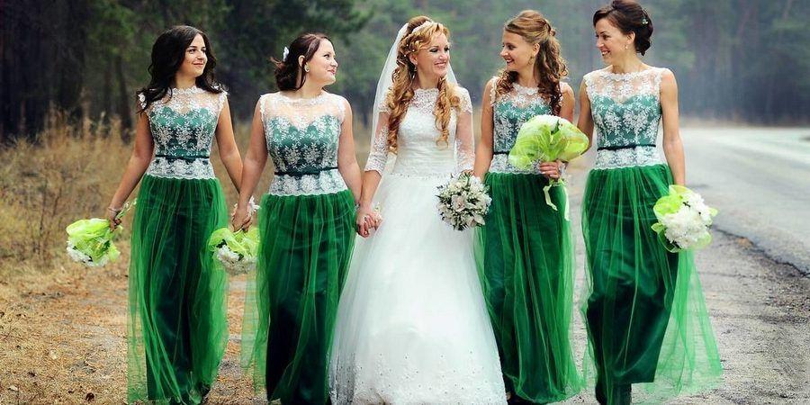 Весенние свадьбы по-своему прекрасны