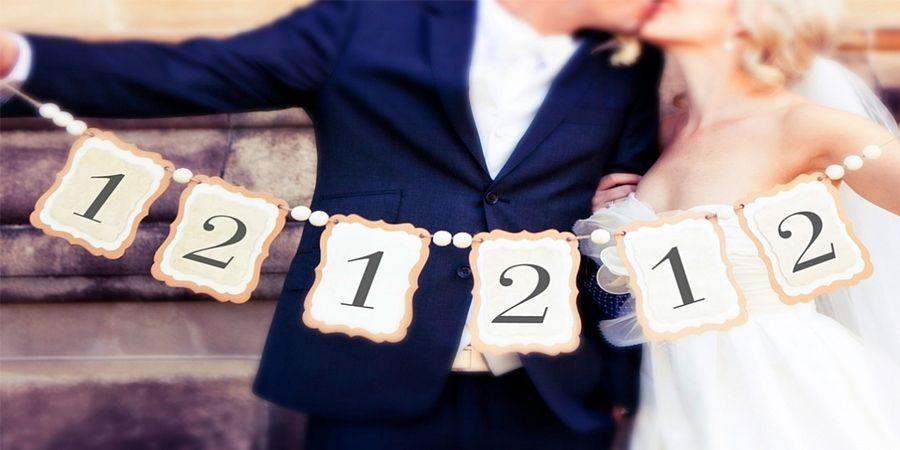 Многие мечтают пожениться в праздничную дату