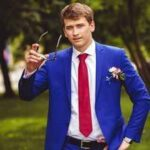 Свадебный костюм жениха [year]: стильный и современный образ мужчины